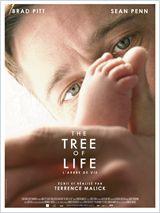 affiche du film the tree of life palme d'or 2011 (l'arbre de vie, titre français)